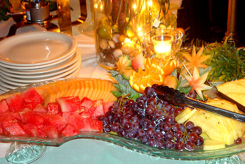 Wedding Reception - Food
