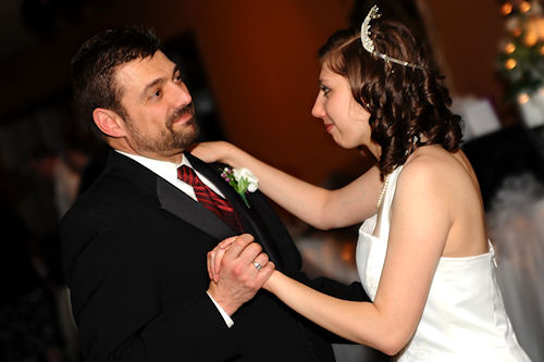 Wedding Reception - Father/Daughter Dance