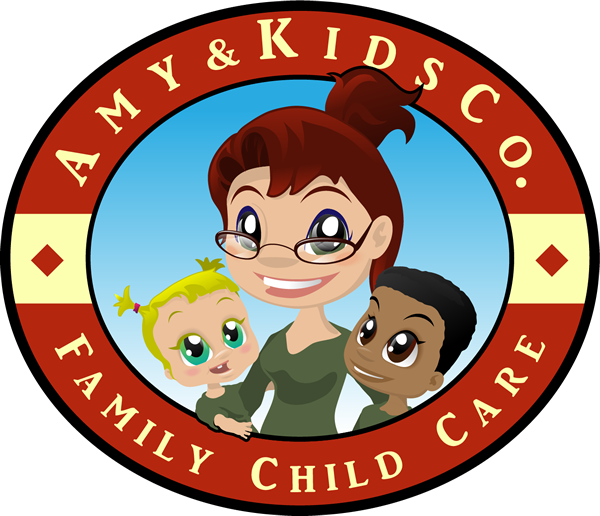 New Amy & Kids Co Logo