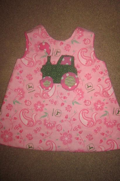 Tractor Dress