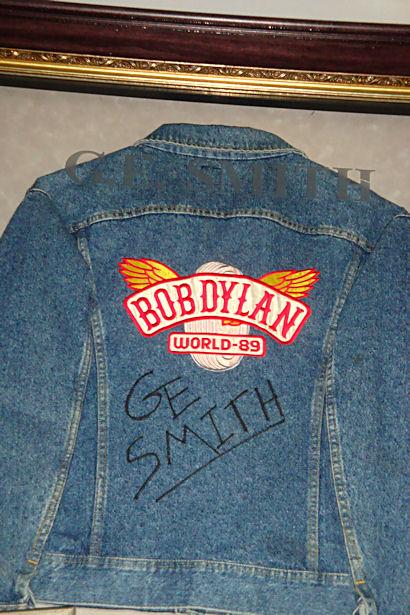 Chicago 2011 - Buddy Guy's Bob Dylan Jacket