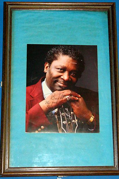 Chicago 2011 - Buddy Guy's BB King Photo
