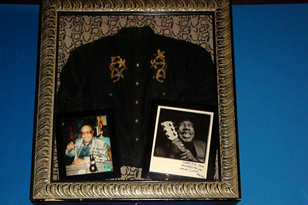 Chicago 2011 - Buddy Guy's Jacket