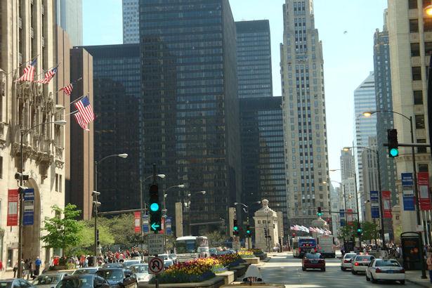 Chicago 2011 - Chicago Street