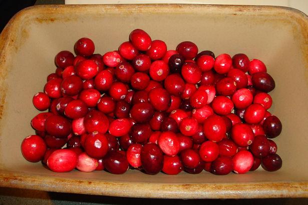 Drunken Cranberries -
