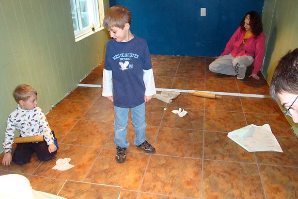 Egress Window - Kids Helping