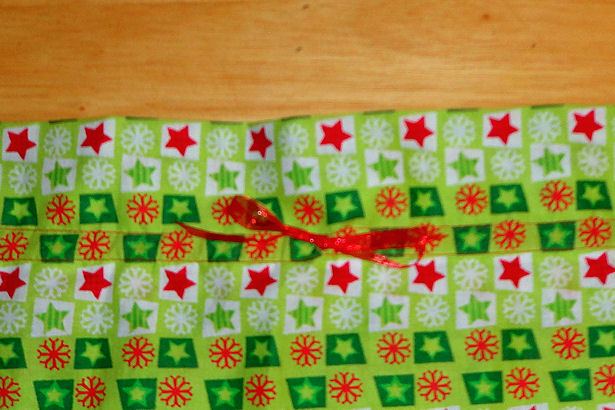 Make Reusable Gift Bags - Ribbon Bow