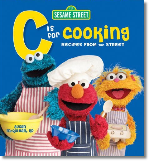 C is for Cooking Cookbook