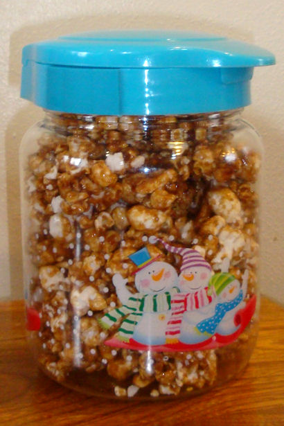 Microwave Caramel Corn Recipe - Pack