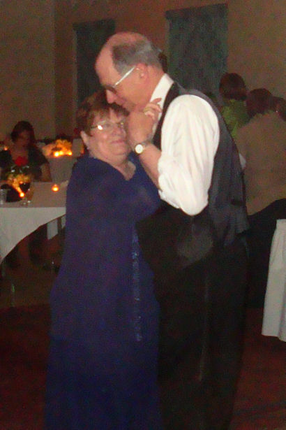 Mom and Dad Dancing