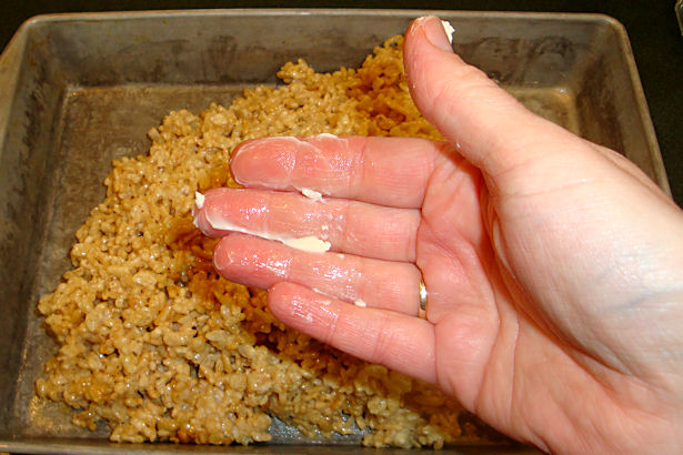 Rice Krispie Treats Recipe - Butter on Hand