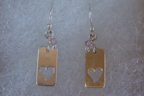 Silver Daisy Designs - My Earrings