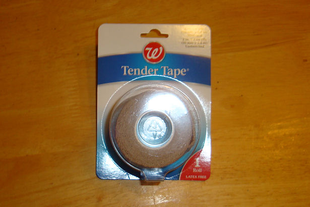Walgreens Brand Tender Tape