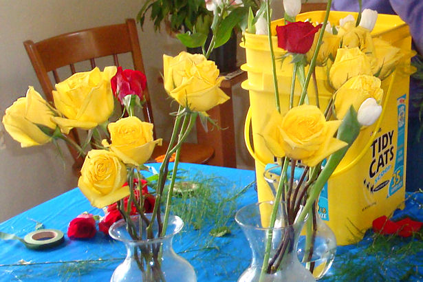 Wedding Flowers - Bouquet Flowers