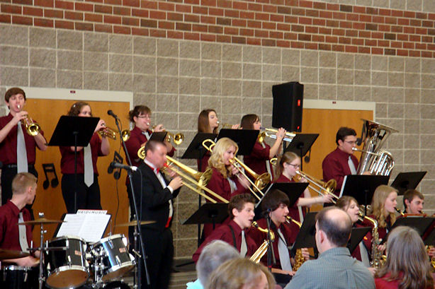 Winterfest 2011 - Jazz Band