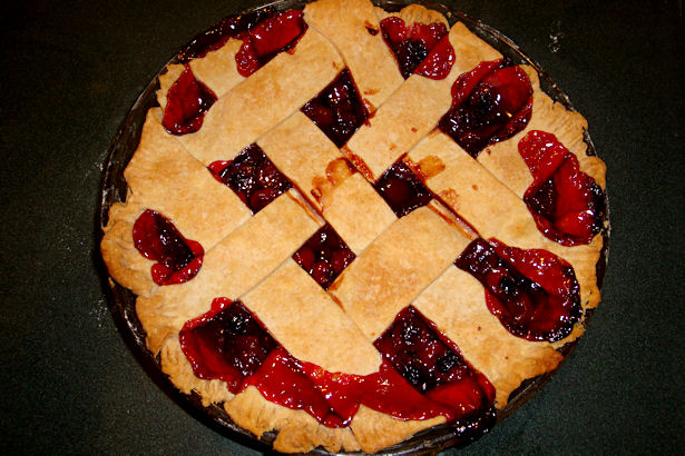 Best Cherry Pie Recipe - Bake