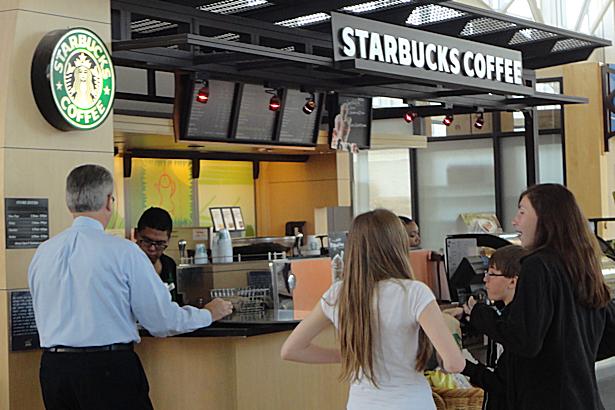 Chicago 2012 - Starbucks Store