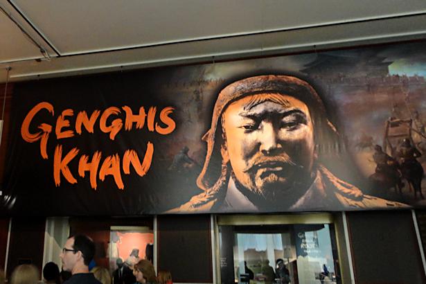 Chicago Part Four - Genghis Kahn