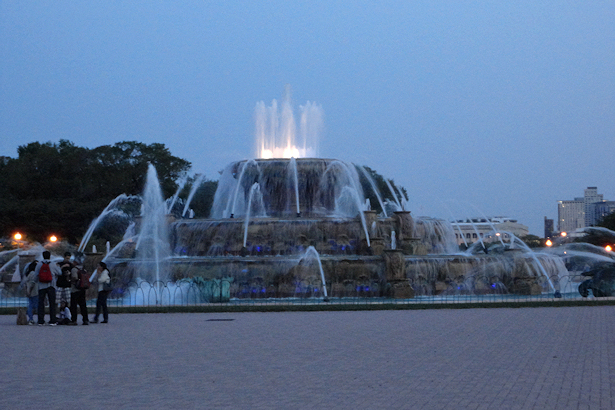Chicago 2012 Part Seven - Buckingham Fountain