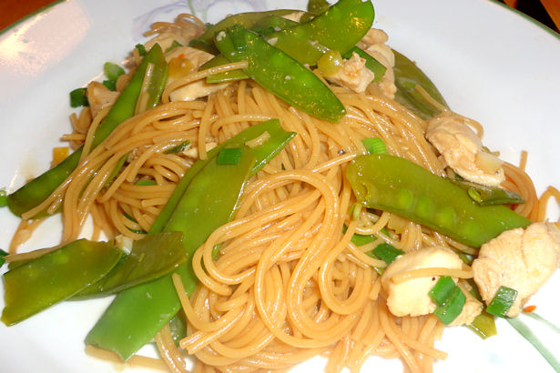 Chicken Lo Mein Recipe - Yum!