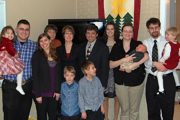 Christmas 2011 Photo