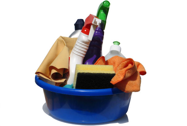 Five Things - Cleaning