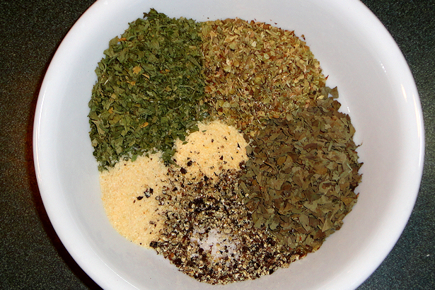 Italian Seasoned Bread Crumbs - Italian Seasonings