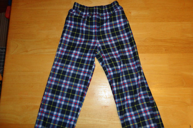 Make Kid's Pajama Pants - Pajama Pants