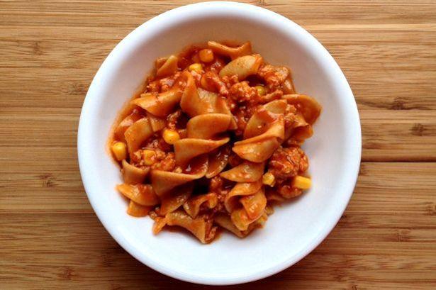 Campbells Tomato Soup Casserole