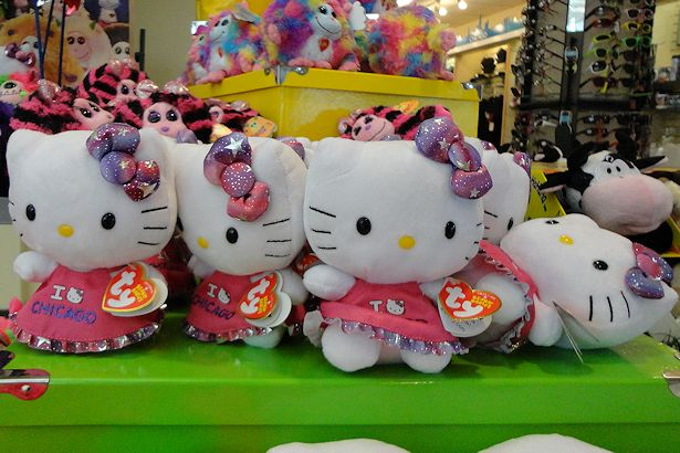 Chicago 2013 Part One - Hello Kitty