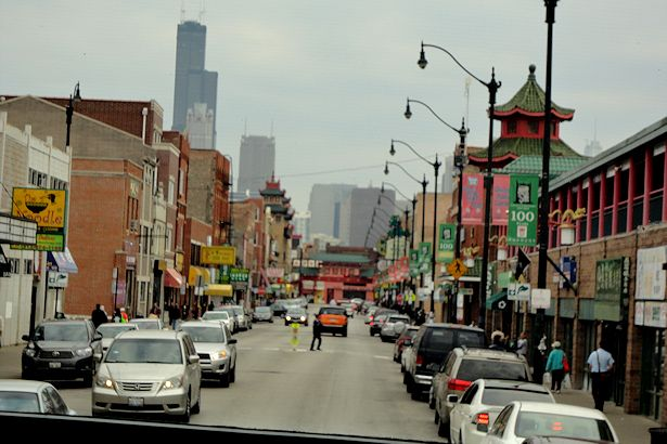 Chicago 2013 Part Two - Chinatown Street