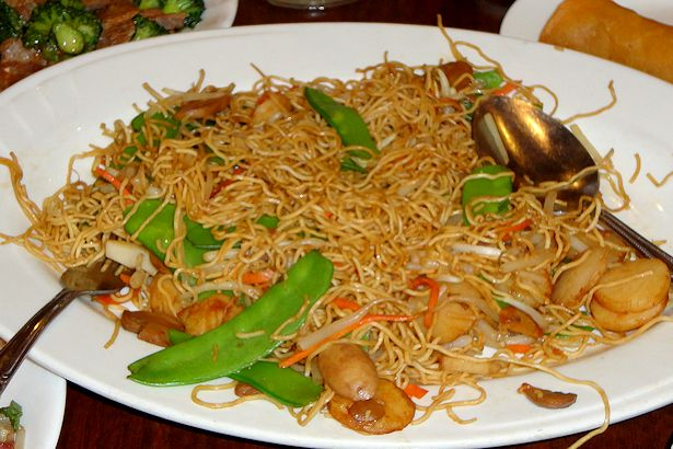 Chicago 2013 Part Three - Vegetable Lo Mein