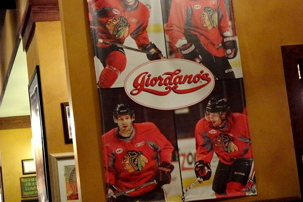 Chicago 2013 Part Five - Hockey Poster
