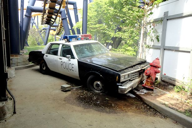 Chicago 2013 Part Seven - Police Cruiser