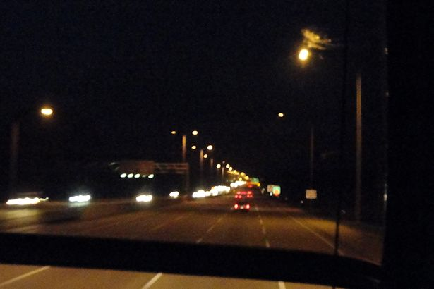 Chicago 2013 Part Seven - Bus Ride Home