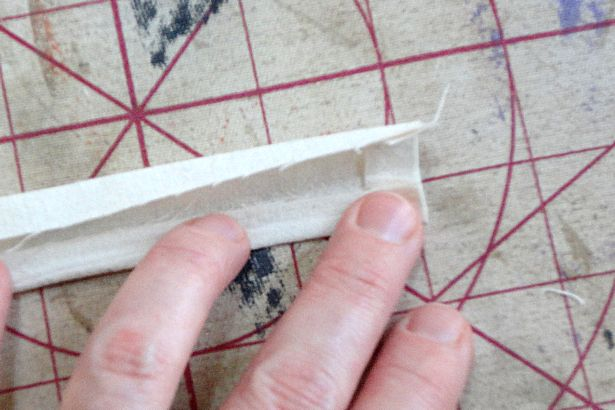 Make Basket Liners - Final Fold