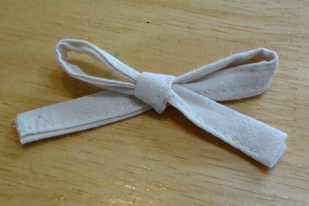 Make Basket Liners - Bow