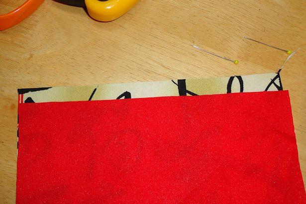 Makeup Brush Roll - Fabric