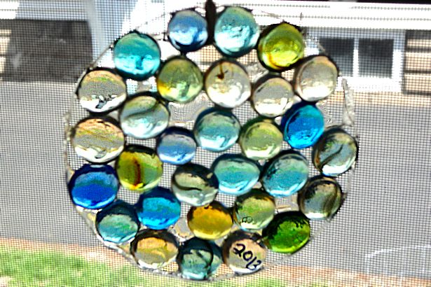 Mother's Day Craft Sun Catcher
