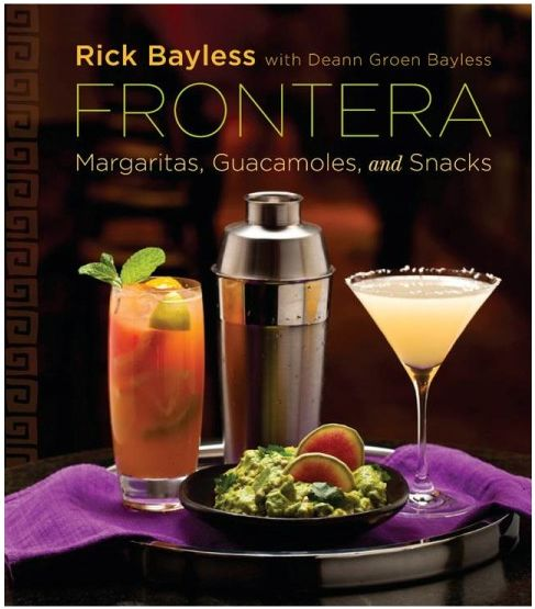 Meyer Lemon Margarita Recipe - Cookbook