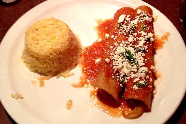 Solea Tequila Dinner 2013 - Enchiladas de Langosta y Callos