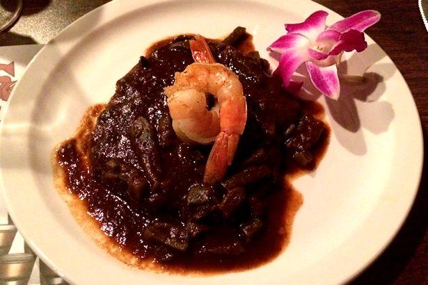 Solea Tequila Dinner October 2013 - Shrimp Cake