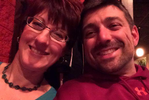 Solea Tequila Dinner October 2013 - Teacher and Me