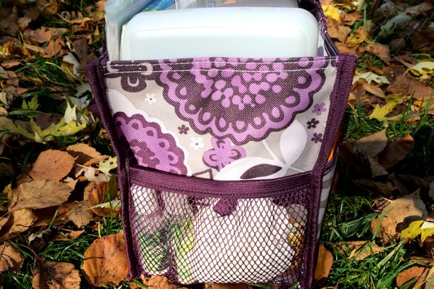 Thirty-One Tote - Mesh Pocket Two