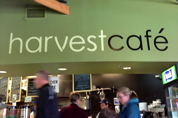 WECA 2012 - Harvest Cafe