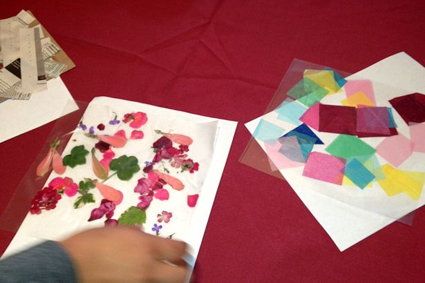 WECA 2012 - Flower Art