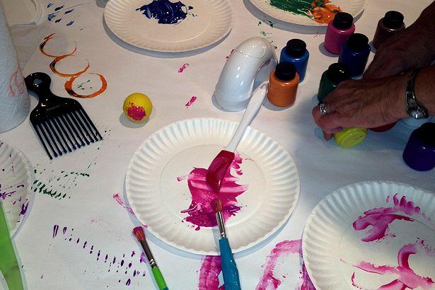 WECA 2012 - Painting with Weird Stuff