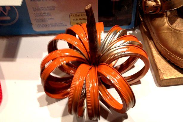 WECA 2012 - Jar Ring Pumpkin
