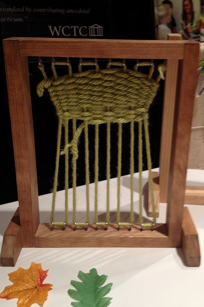 WECA 2012 - Small Loom