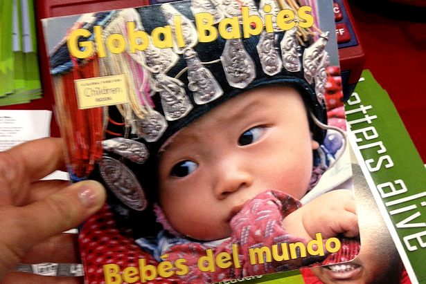 WECA 2013 - Global Babies Book